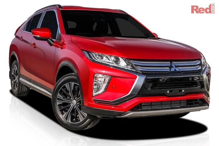 2019 Mitsubishi Eclipse Cross LS YA MY19