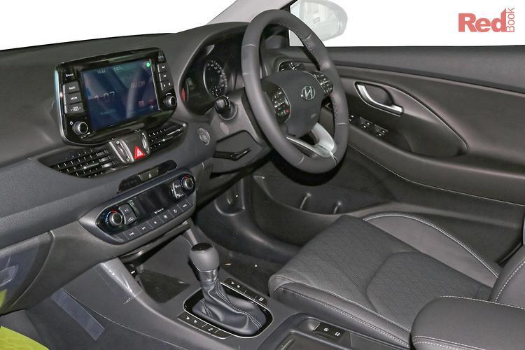 2019 Hyundai I30 Premium PD2 MY19