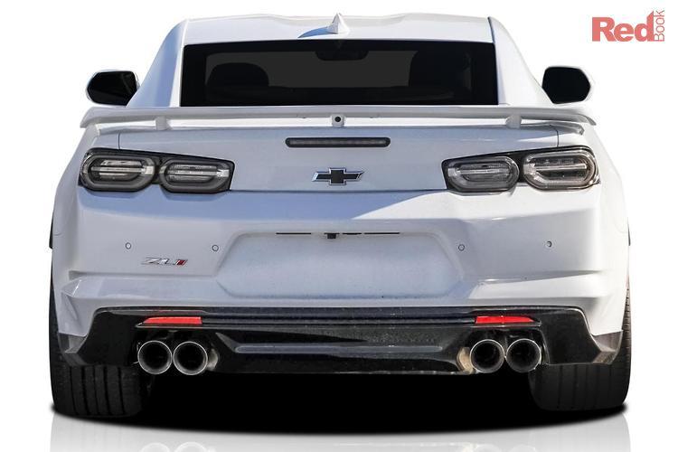 2019 Chevrolet Camaro ZL1 MY19 MY19