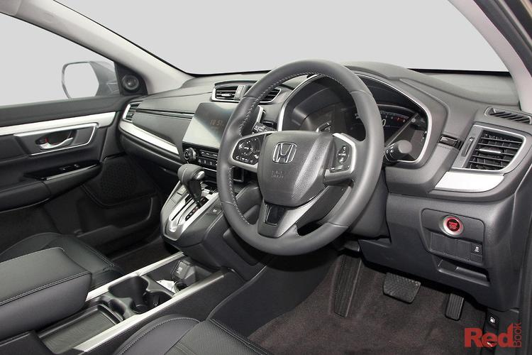 2019 Honda CR-V VTI-E RW MY19