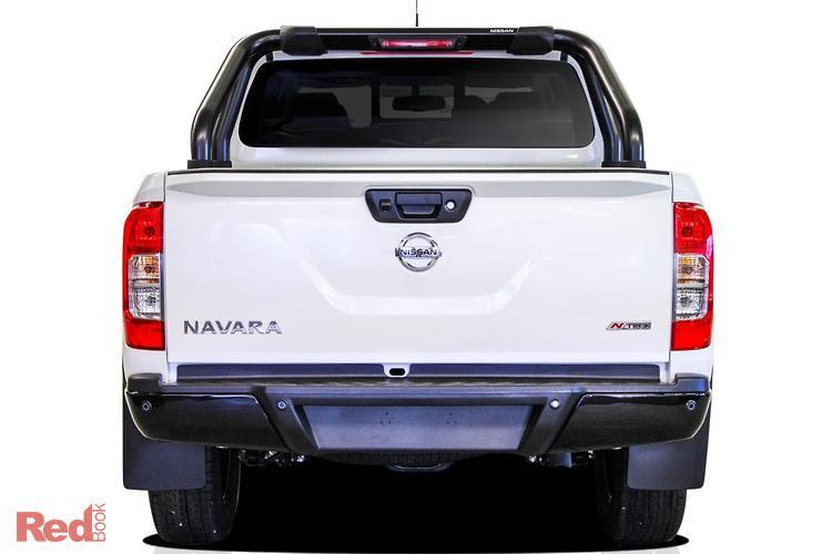 2020 Nissan Navara N-Trek D23 Series 4 4X4 Dual Range