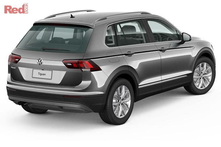 2019 Volkswagen Tiguan 110TSI Comfortline 5N MY19.5