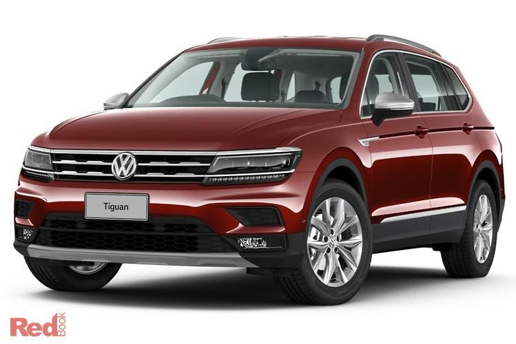 2019 Volkswagen Tiguan 110TSI Comfortline Allspace 5N MY19.5