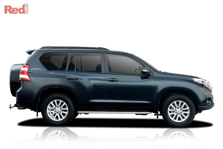 2017 Toyota Landcruiser Prado VX GDJ150R 4X4 Dual Range