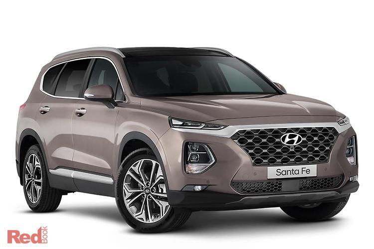2020 Hyundai Santa FE Highlander TM.2 MY20