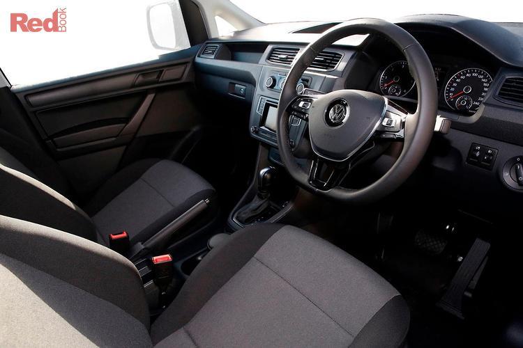 2020 Volkswagen Caddy TDI250 2KN MY20