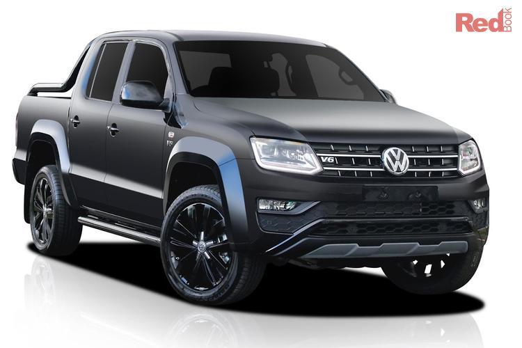 2020 Volkswagen Amarok TDI580S 2H MY20 4X4 Constant