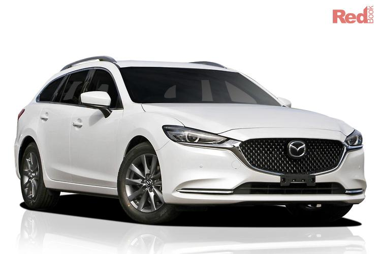 2020 Mazda 6 Touring GL Series