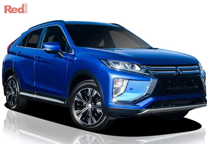 2019 Mitsubishi Eclipse Cross Exceed YA MY19 4X4 On Demand