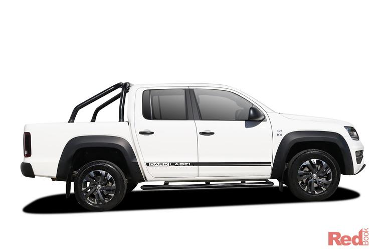2018 Volkswagen Amarok TDI550 Dark Label 2H MY18