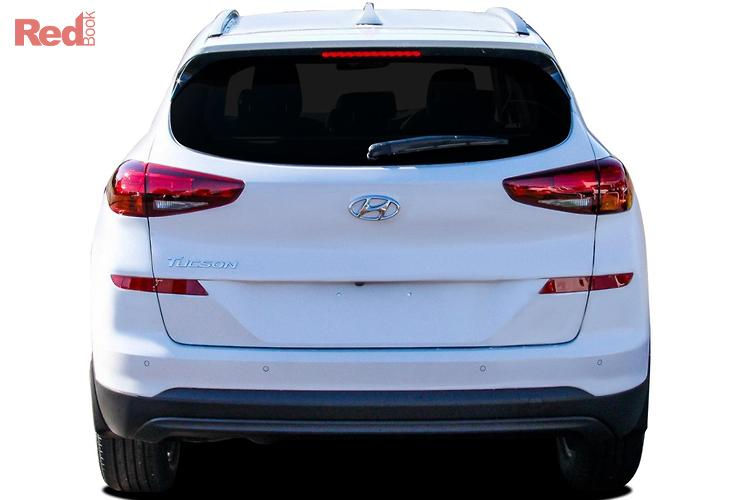 2020 Hyundai Tucson Active X TL4 MY20