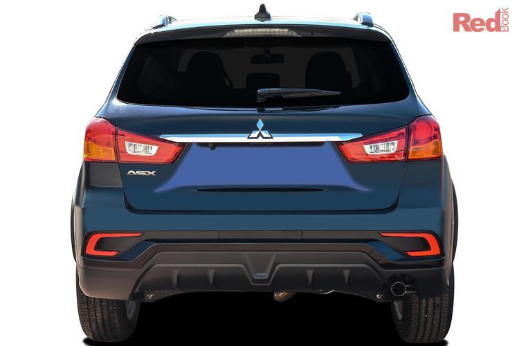 2019 Mitsubishi ASX ES XC MY19