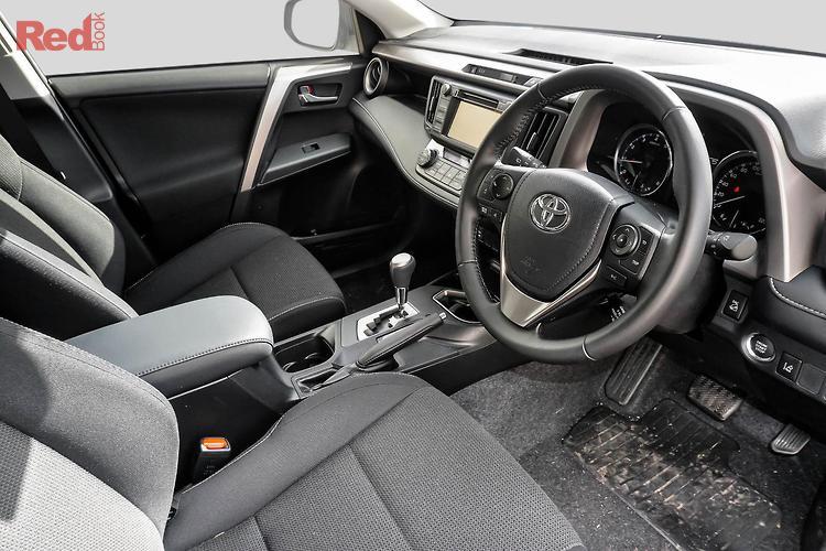 2018 Toyota RAV4 GXL ASA44R AWD