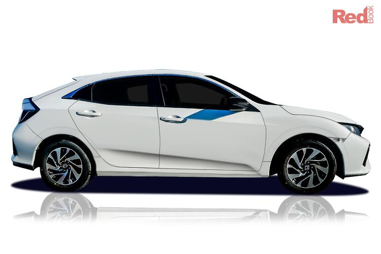2019 Honda Civic 50 Years Edition 10TH GEN MY19