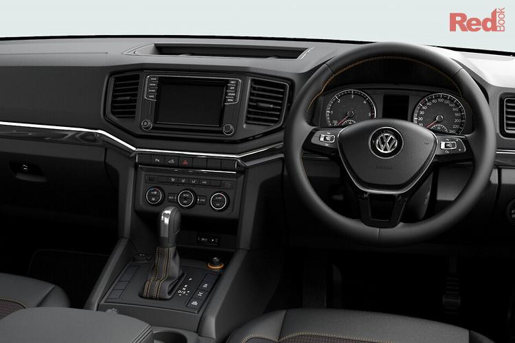 2019 Volkswagen Amarok TDI550 Canyon 2H MY19 4X4 Constant