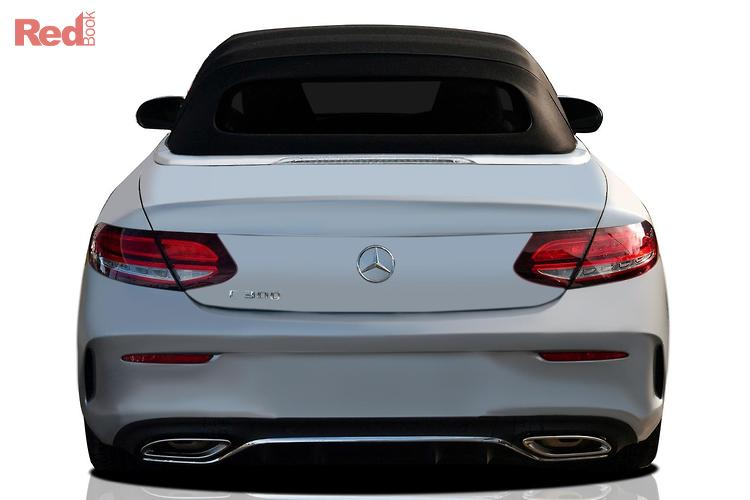 2019 Mercedes-Benz C-Class C300 A205