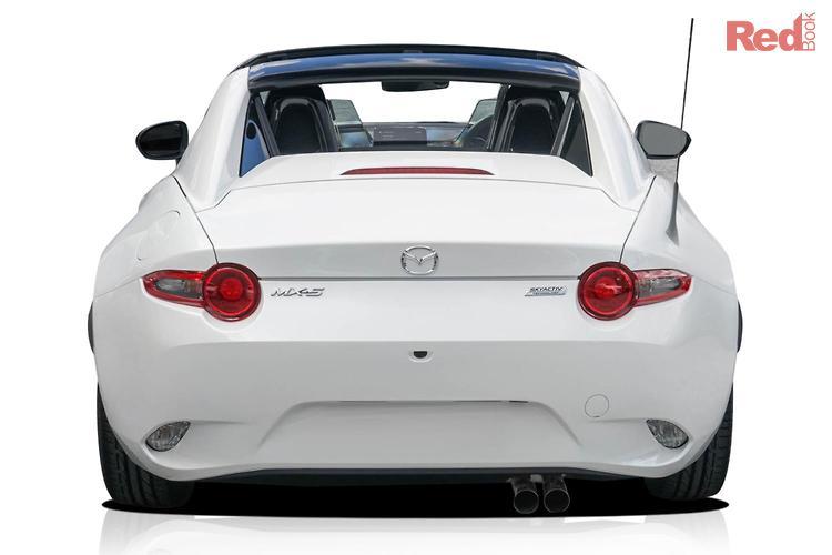 2019 Mazda MX-5 ND
