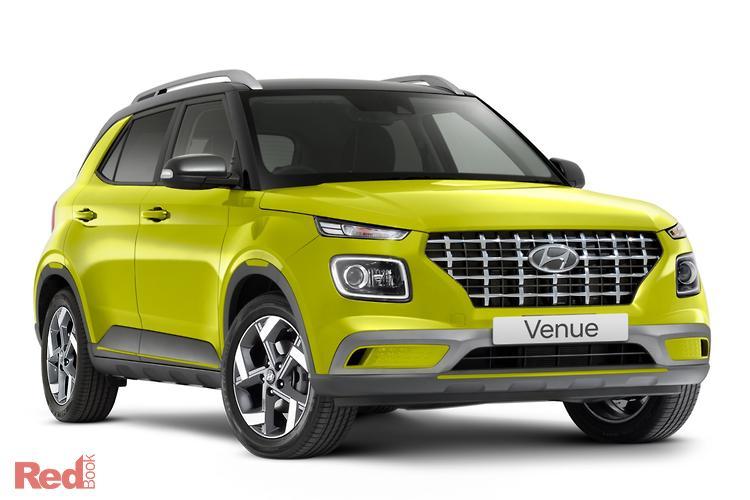 2020 Hyundai Venue Elite QX MY20