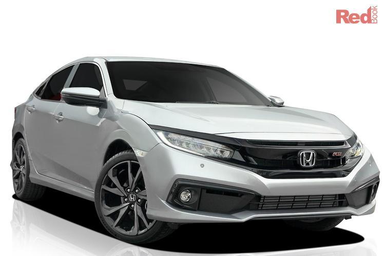 2019 Honda Civic RS 10TH GEN MY19