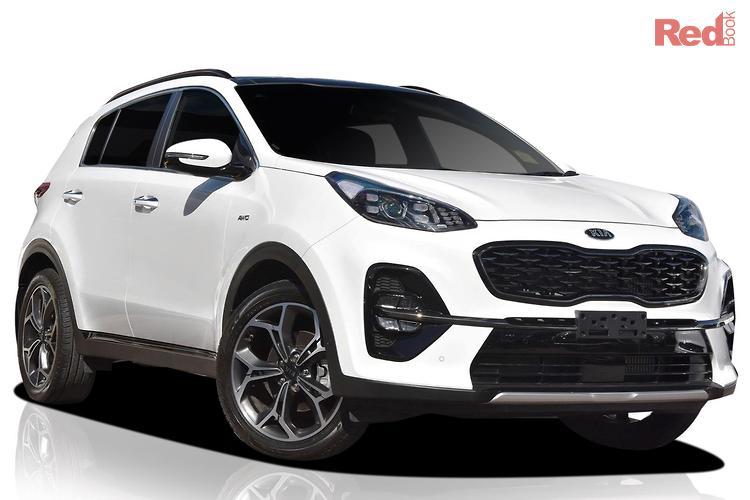 2019 KIA Sportage GT-Line QL MY19