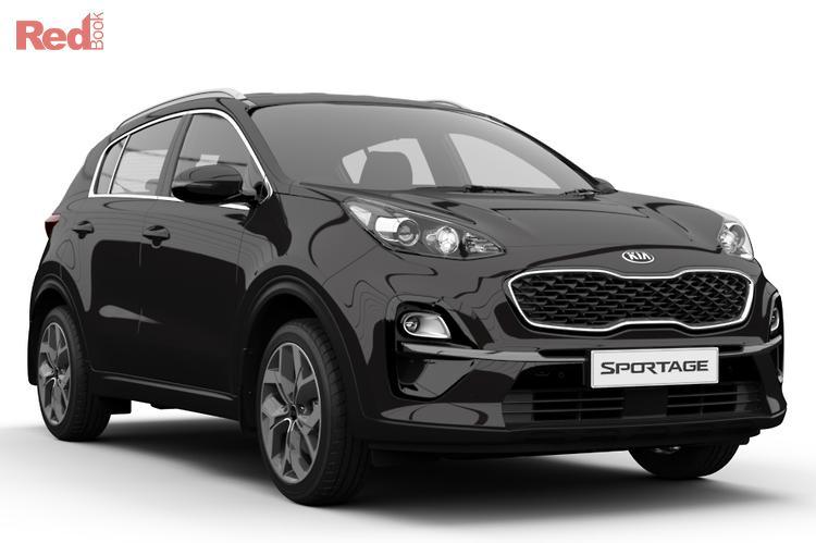 2019 KIA Sportage SX QL MY20