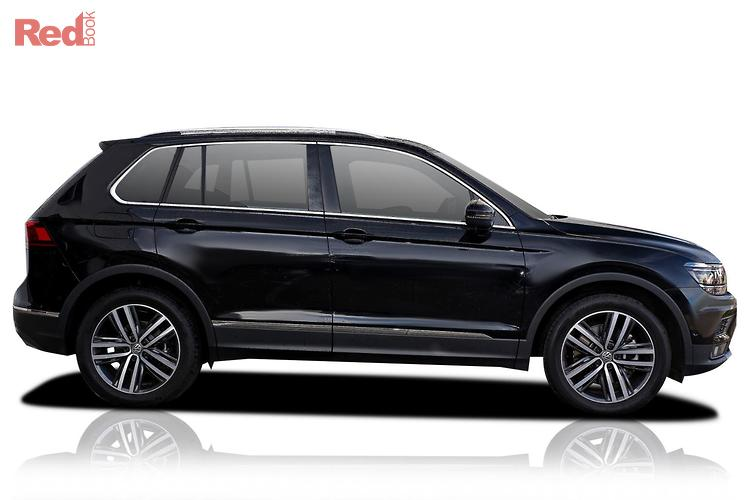2019 Volkswagen Tiguan 162TSI Highline 5N MY19.5