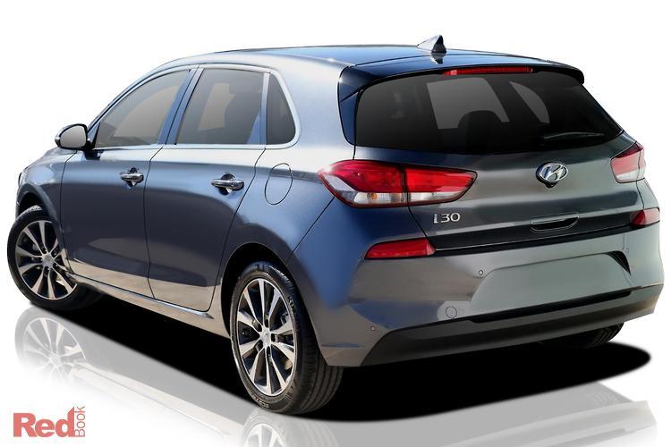 2019 Hyundai I30 Elite PD2 MY20