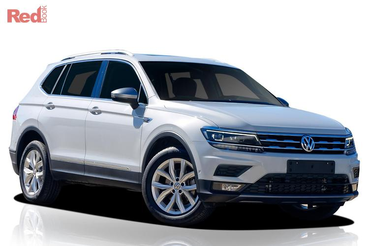 2018 Volkswagen Tiguan 110TDI Comfortline Allspace 5N MY18