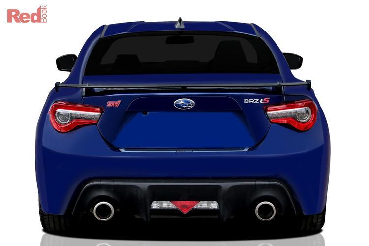 2019 Subaru BRZ TS Z1 MY19
