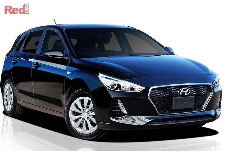 2019 Hyundai I30 GO PD.3 MY20