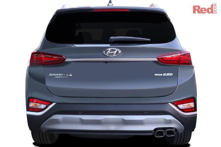 2020 Hyundai Santa FE Highlander TM.2 MY20 4X4 On Demand