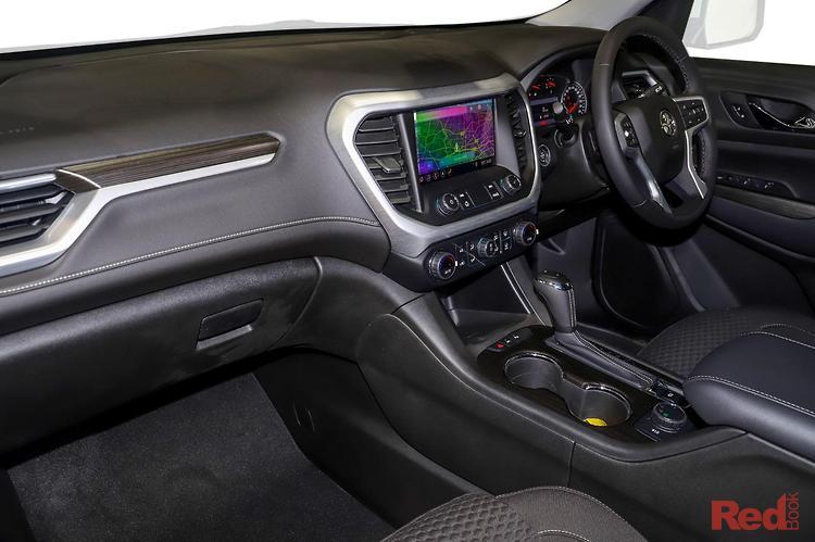 2018 Holden Acadia LT AC MY19