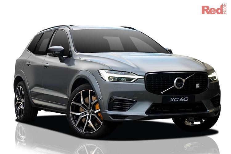 2021 Volvo XC60 T8 Polestar MY21 4X4 On Demand