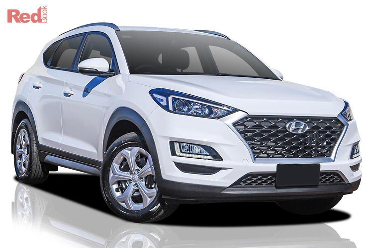 2019 Hyundai Tucson GO TL3 MY19 4X4 On Demand