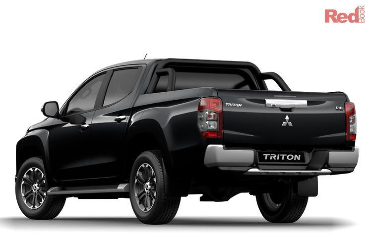 2020 Mitsubishi Triton GLS Premium MR MY20