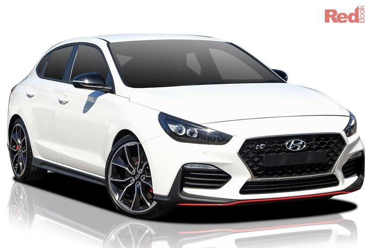 2019 Hyundai I30 N Performance PDE.3 MY19