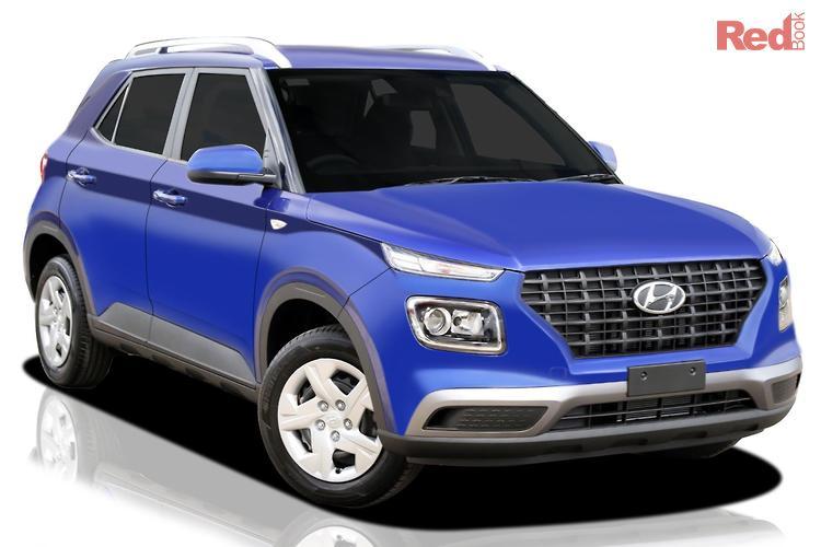 2019 Hyundai Venue GO QX MY20