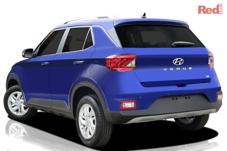 2019 Hyundai Venue Active QX MY20