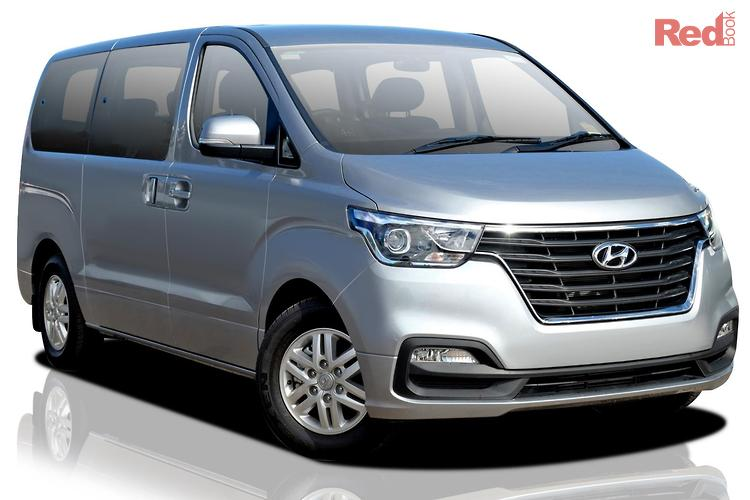 2019 Hyundai Imax Active TQ4 MY19