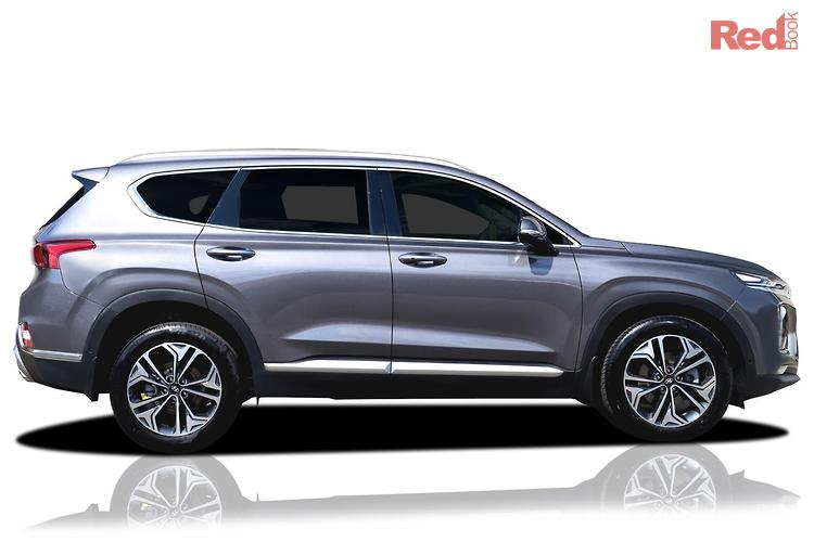2019 Hyundai Santa FE Highlander TM.2 MY20 4X4 On Demand