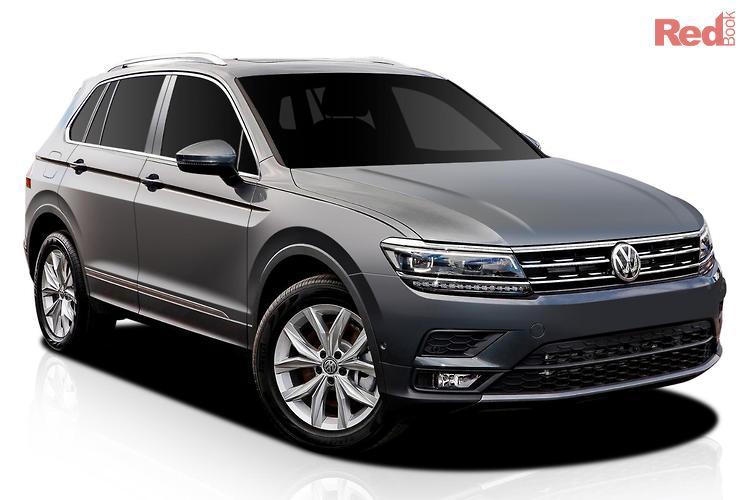 2019 Volkswagen Tiguan 132TSI Comfortline 5N MY19.5