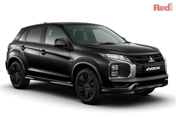2020 Mitsubishi ASX MR XD MY20
