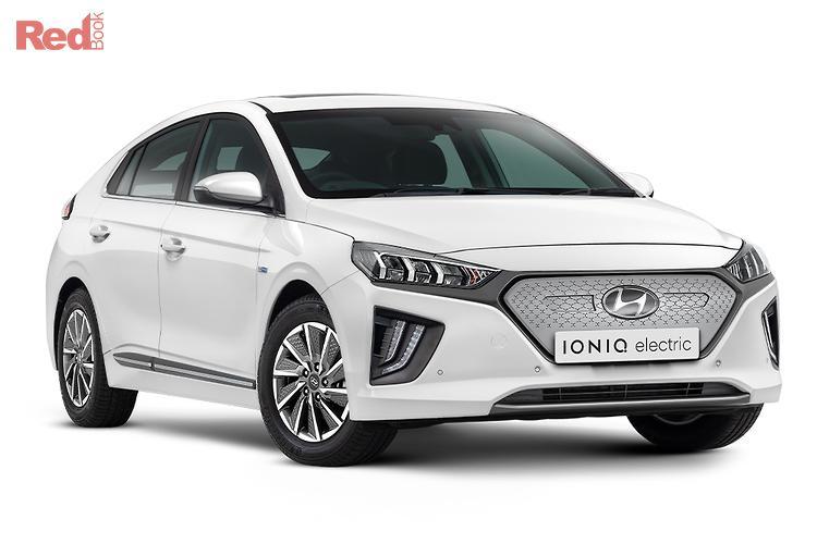 2019 Hyundai Ioniq Hybrid Premium AE.3 MY20