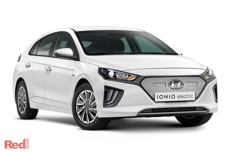 2019 Hyundai Ioniq Electric Elite AE.3 MY20