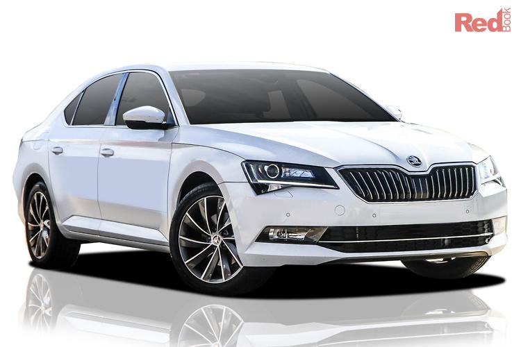 2018 Skoda Superb 162TSI NP MY19