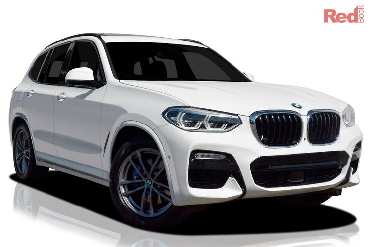 2020 BMW X3 XDRIVE30D M Sport G01 4X4 Constant