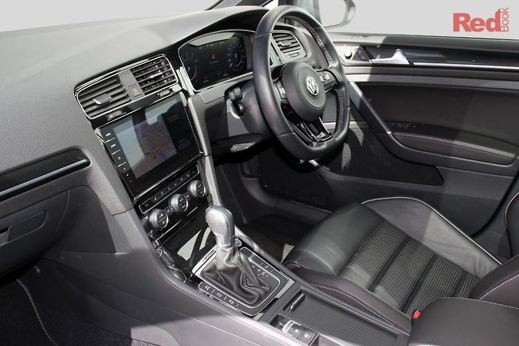 2018 Volkswagen Golf R 7.5 MY18