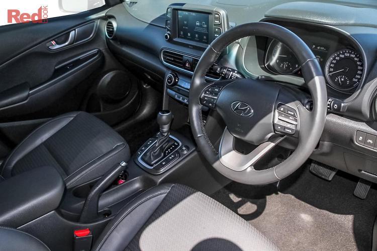 2018 Hyundai Kona Highlander OS MY18