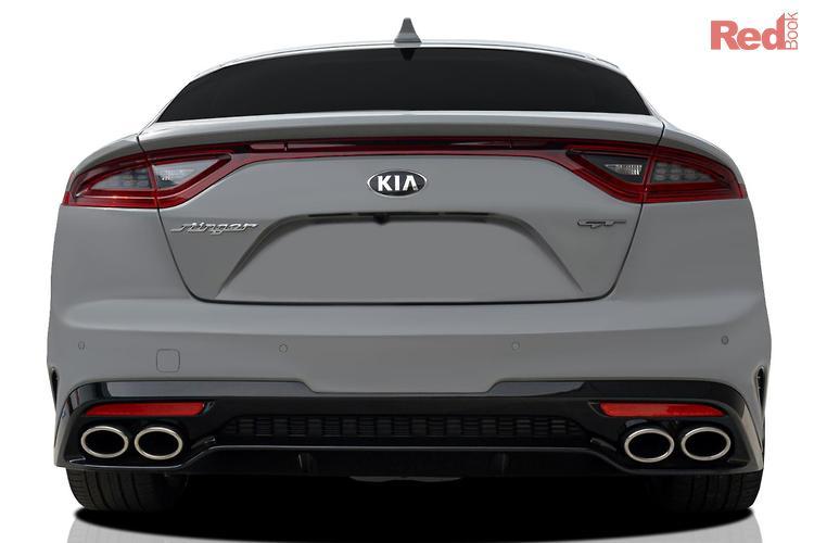 2019 KIA Stinger GT CK MY20