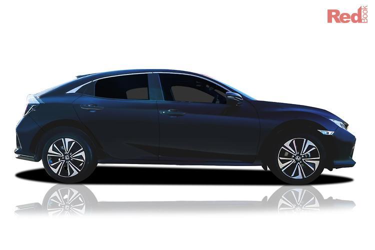 2019 Honda Civic VTI-LX 10TH GEN MY19
